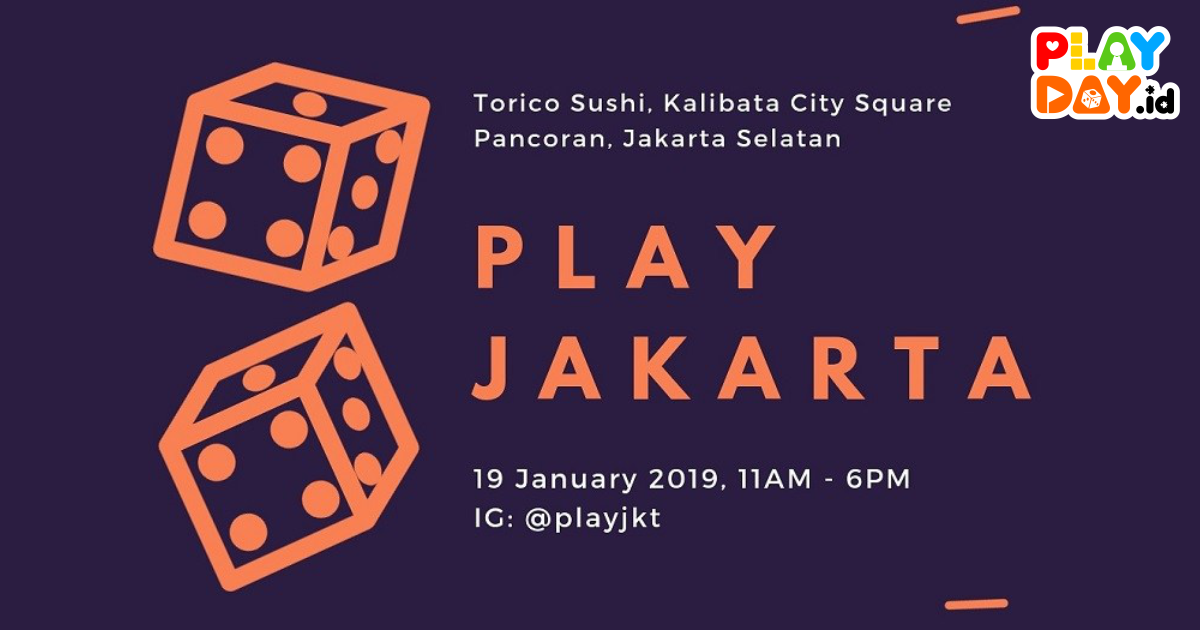 Main Seru Menyambut Malam Minggu Bareng Play Jakarta