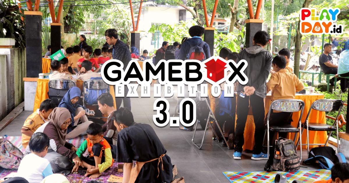 Gamebox Exhibition 3.0 : Hadirkan Pengalaman Bermain dengan Tema yang Lebih Fresh