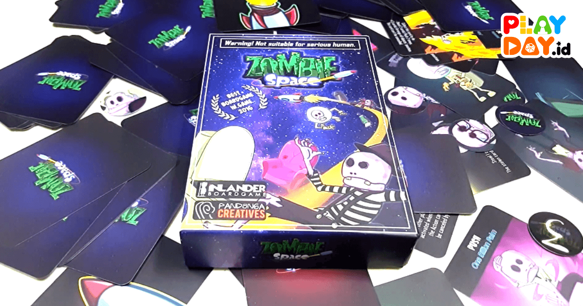 [RELEASE] Zombie Space : Survival Para Zombie di Luar Angkasa