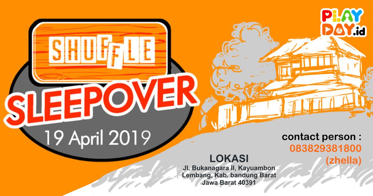 [EVENT] Shuffle Sleepover - Boardgame Camp 2019 Kembali Digelar di Bandung