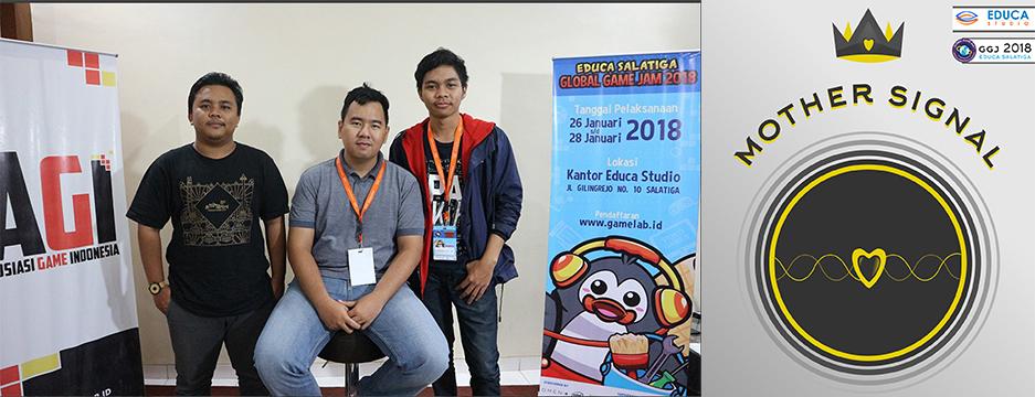 Mother Signal, Board Game pada Global Game Jam 2018 (Part 1)