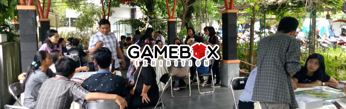 "Liputan Keseruan Gamebox Exhibition #2 ""Supermarket Games"""