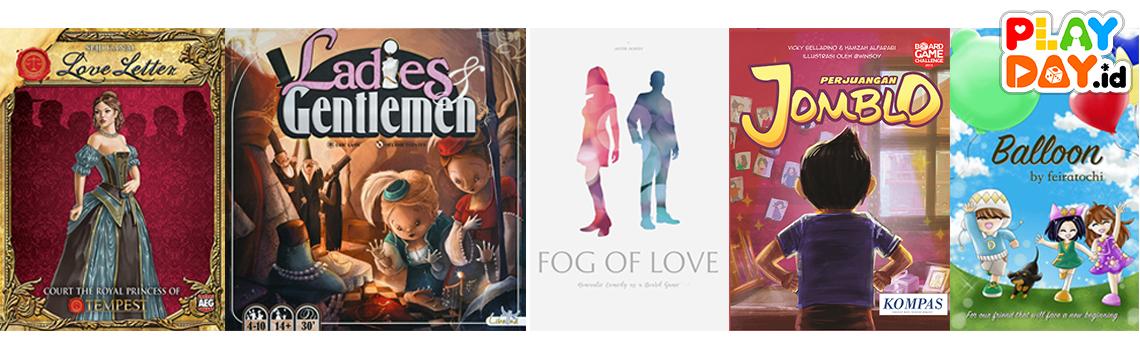 5 Board Game Seru Siap Temani Hari Valentine-mu