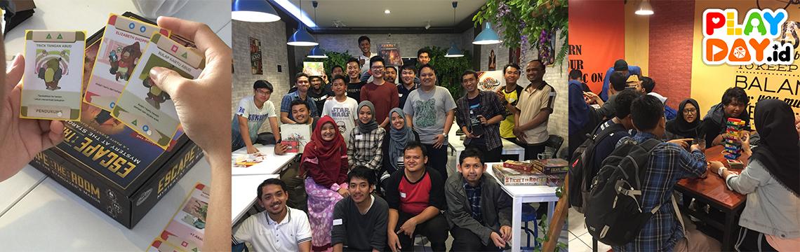 """Mengenal Lebih Dekat """"Kabogoh"""" (Komunitas Board Game Bogor Hore)"""