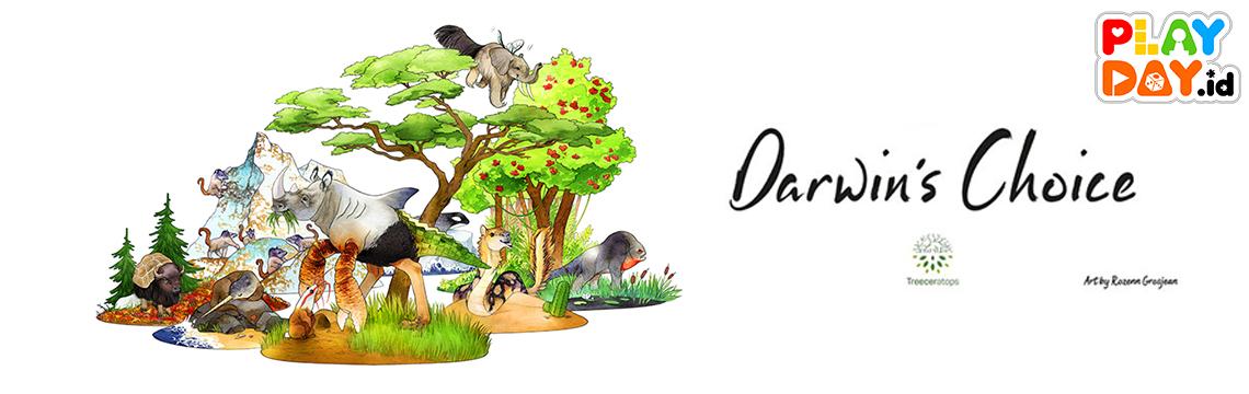 [KICKSTARTER] DARWIN'S CHOICE, Semua Tentang Evolusi Hewan