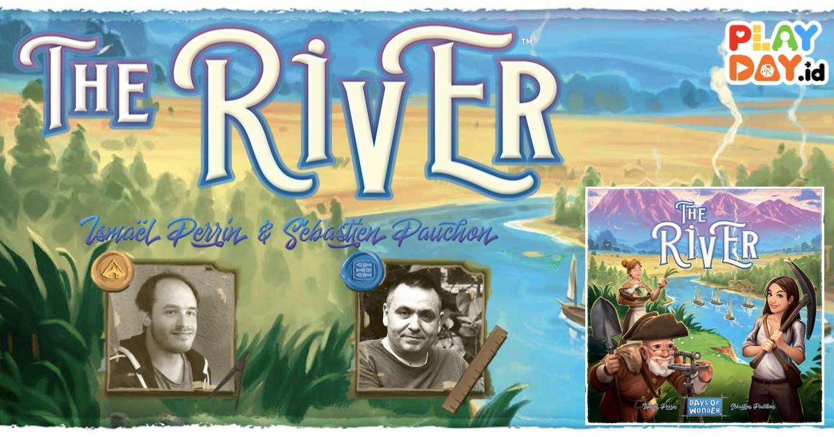 The River - Board Game dengan Pemandangan Yang Indah
