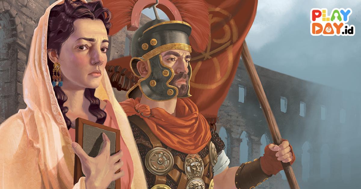 Segera Hadir! Pandemic : Fall of Rome