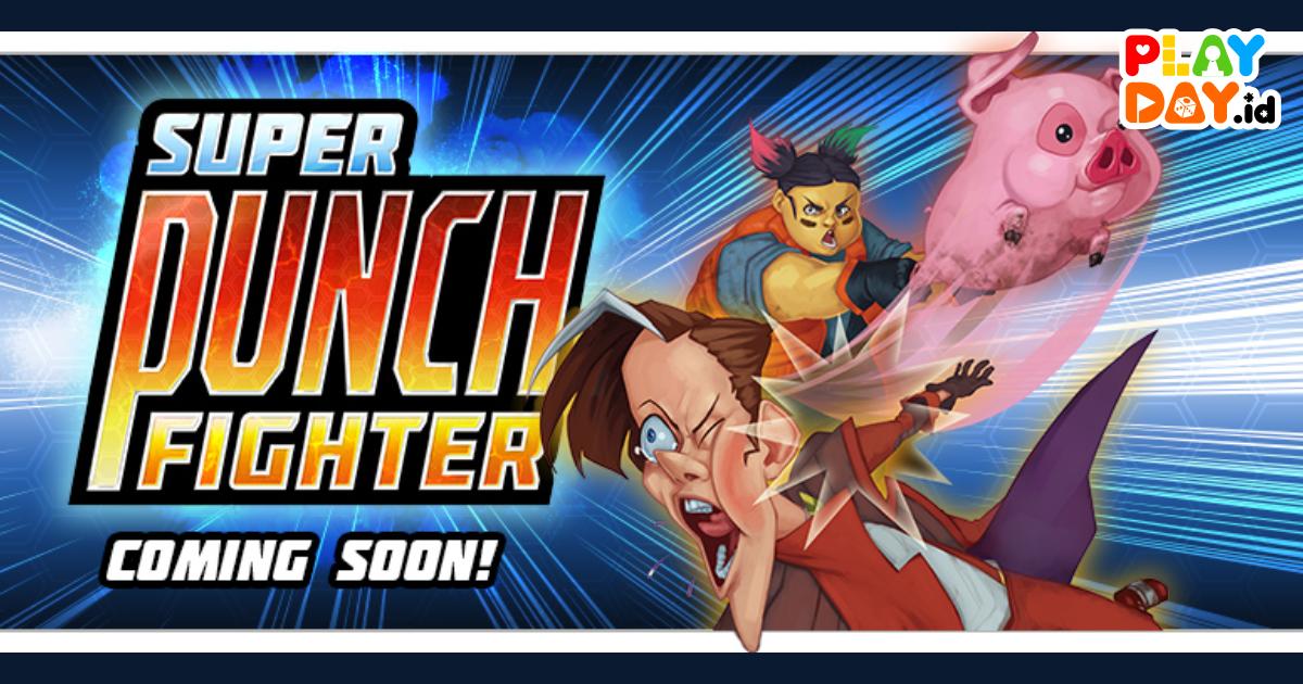 Pre-Order Dibuka, Super Punch Fighter : Board Game Fighting