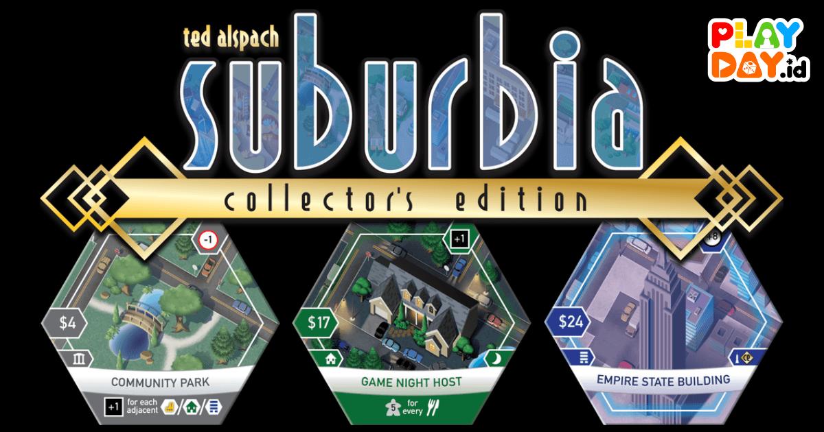 Suburbia Hadir Kembali dalam Versi Collector's Edition