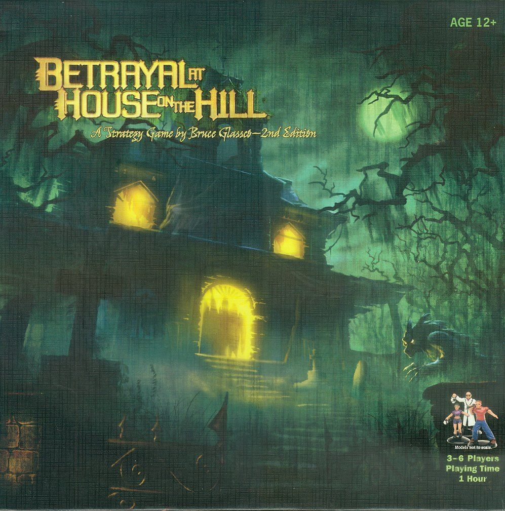 Adventure : Betrayal at House on the Hill