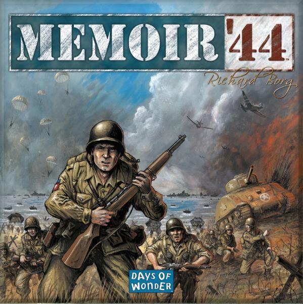 Wargame : Memoir '44
