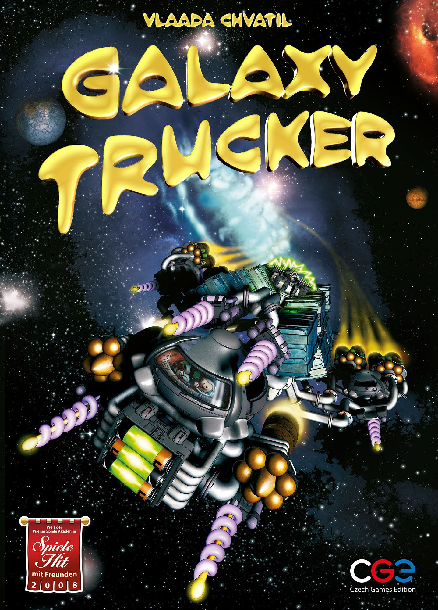Real Time : Galaxy Trucker
