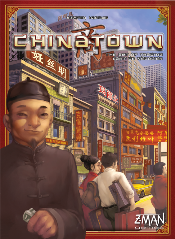 Negotiation : Chinatown