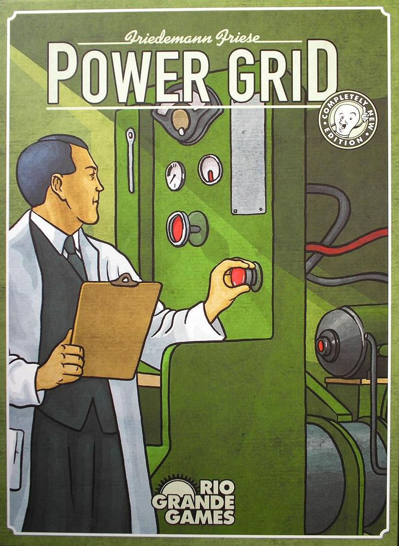Economic : Power Grid