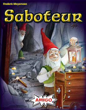 Party Game : Saboteur