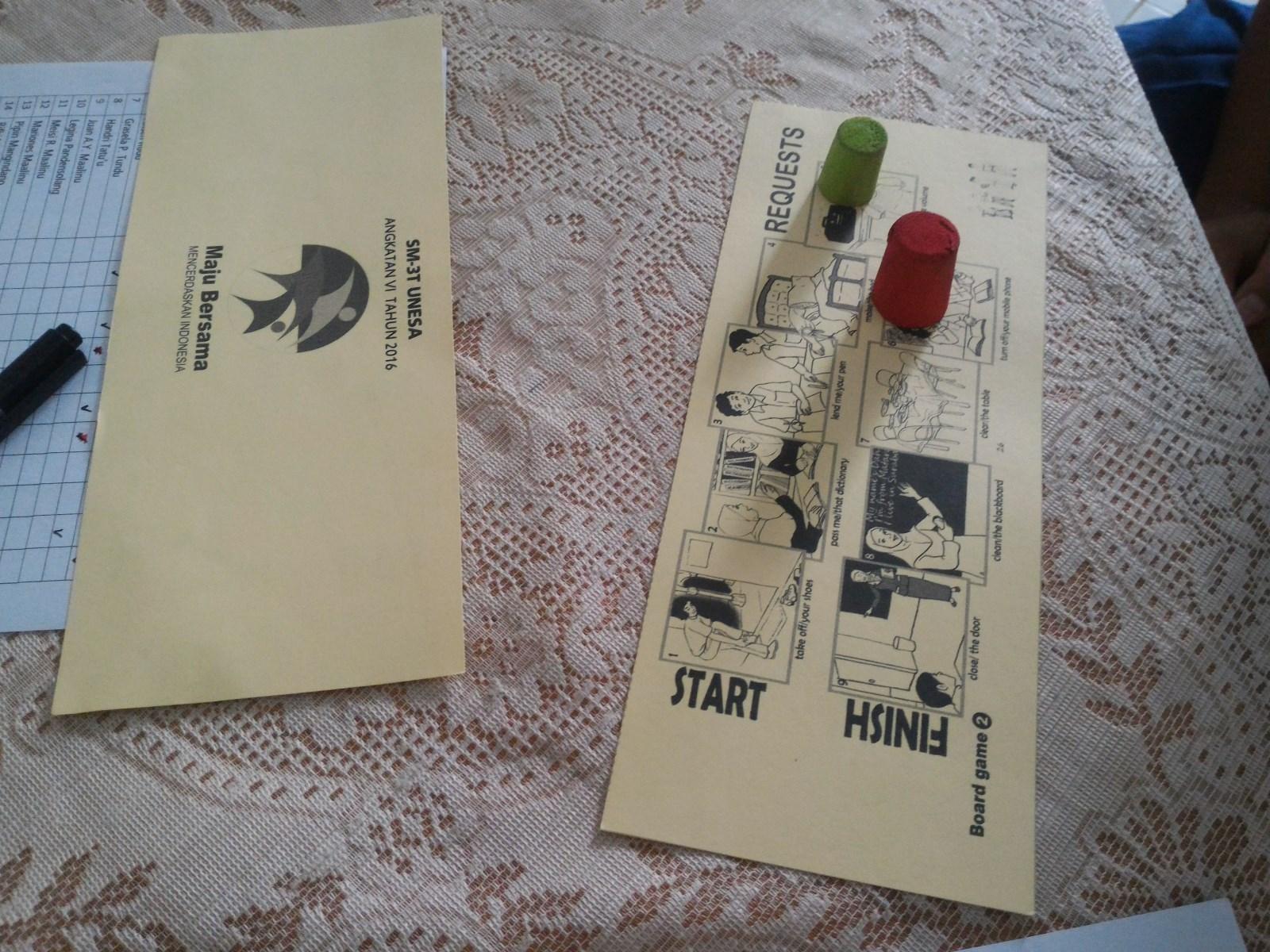 Guru dan Penggunaan Board Game dalam Pembelajaran
